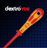 Dextro VDE Insulated Screwdrivers