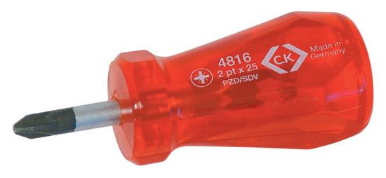K Tools T4987 1 Classic PoziDriv Screwdriver C