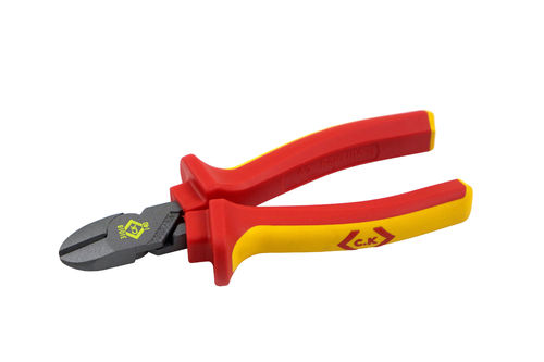 C.K RedLine VDE Side Cutters 140mm 431018