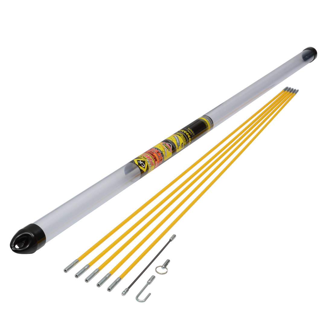 C K Mightyrod Pro Cable Rods 5m Starter Set T5420