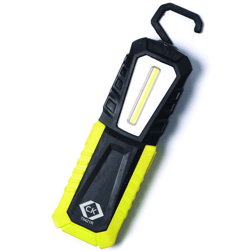 C.K COB LED Rechargeable Inspection Light 240 Lumens T9421R